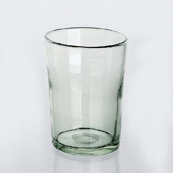 Emma Vase bistro glass H 18 d 13 cm