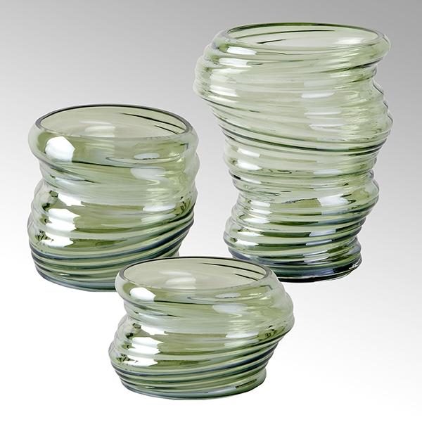 Tony sling glass vase small