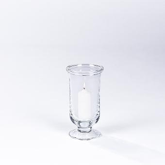 Venezia stormlantern clearglass H 32 D 16 cm