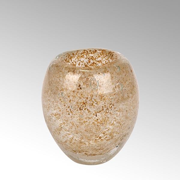 Salviato stormlight small H10 D9 cm gold