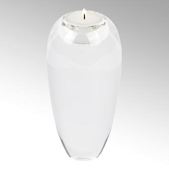 Pingo tealight holder crystall glass , clear