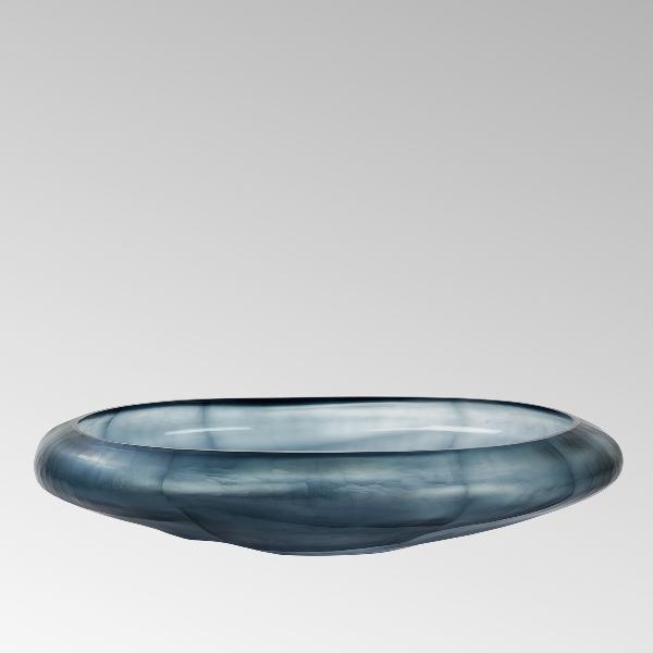 Boccioni glass bowl