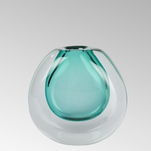 Cariani glass vase ocean