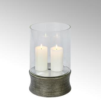 Cobano Windlicht H 40 cm
