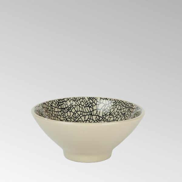 Kaori dip bowl, H 4,1 cm D 10 cm,