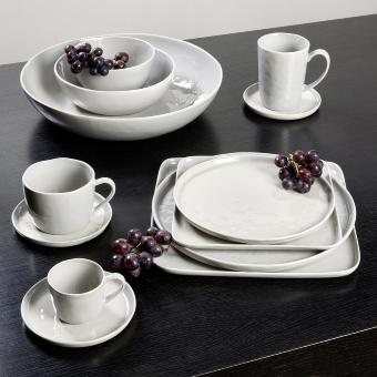Piana espresso cup, stoneware, grey,