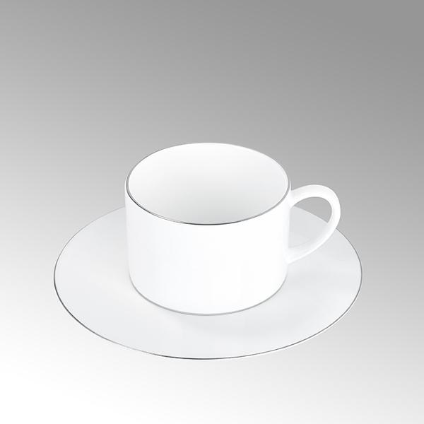 Serene, Tee-/Kaffeetasse rund