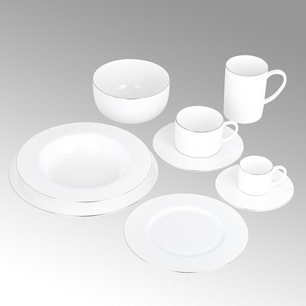 Serene, tee/coffee saucer