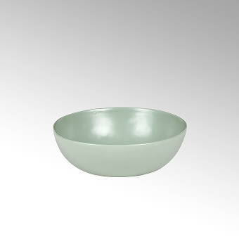 Piana bowl, stoneware,celadon matt, H 6, D 20,5 cm
