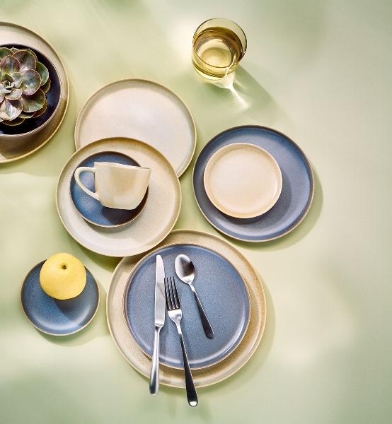 Bacoli dish, round