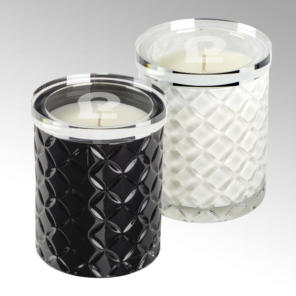 Enna fragrance candle in glassvessel