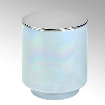 Editta fragrance candle, D 8 cm, H 10 cm, ciel