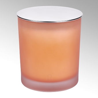 Emilia fragrance candle in glassvessel