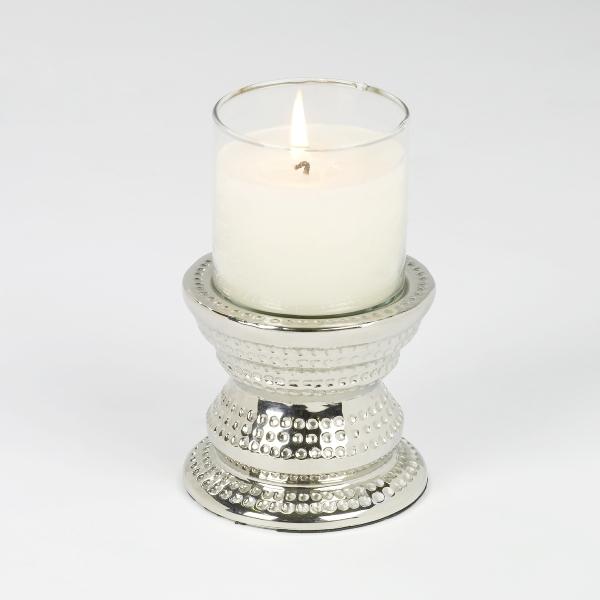 Makani Windlicht Mini mit Kerze