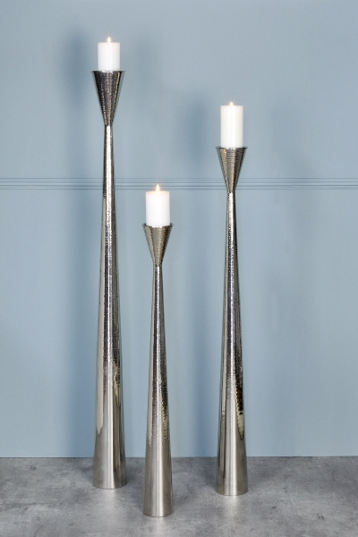Taza candlestand steel