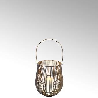 Osaka lantern with handle iron
