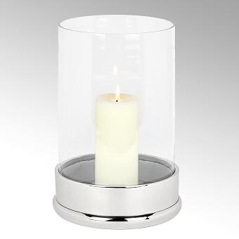 Bao hurricane small aluminium with glass insert