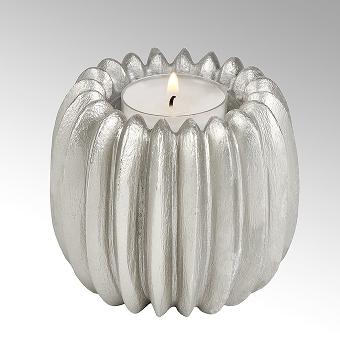 Tabeo candle holder aluminium