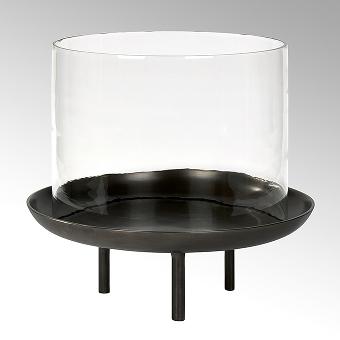 Isumi hurricane aluminium with glass insert