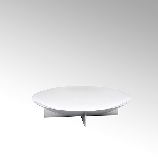 Alta bowl/tray small, stainless steel