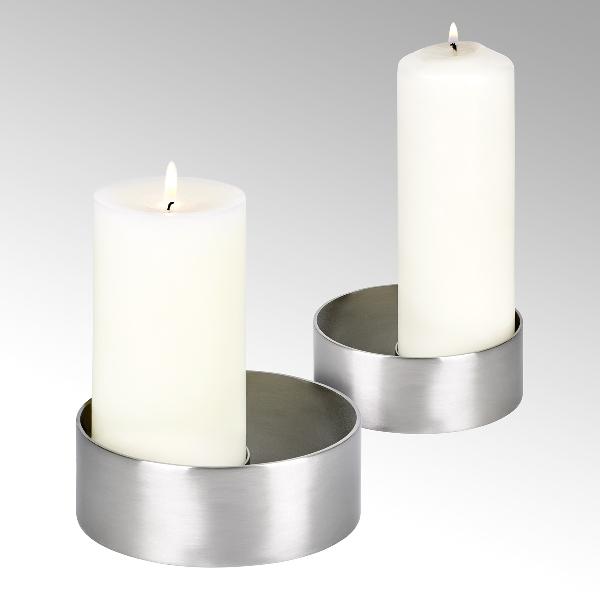 Arvid Teelicht-/Kerzenhalter groß