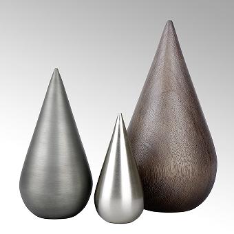 Sua deco object small, aluminium
