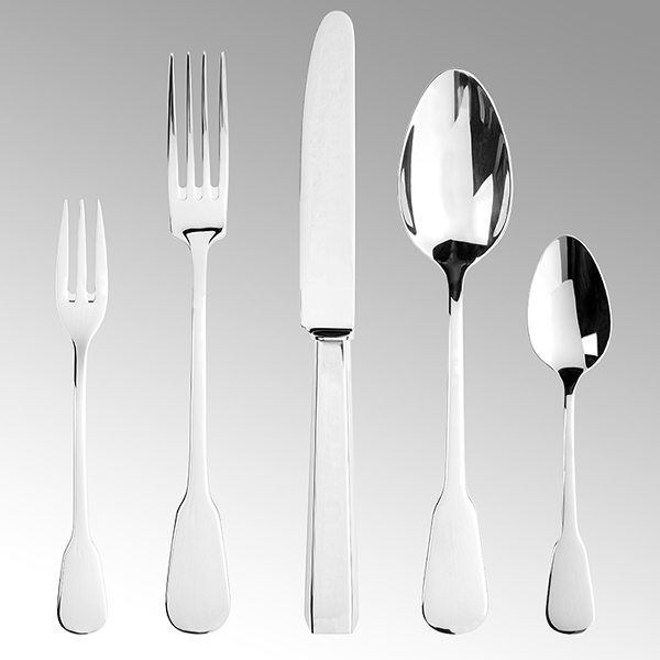 Florence cutlery, 30-piece set set of 6,