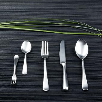 Laguette cutlery, 30-piece set set of 6,