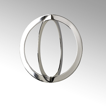 Linnea 4 partXmas ornament steel