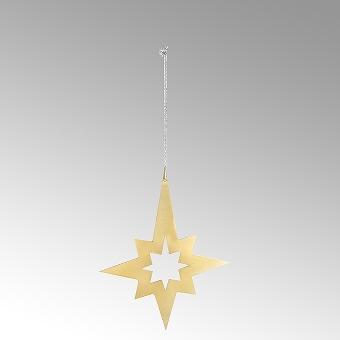 Vega deco star steel