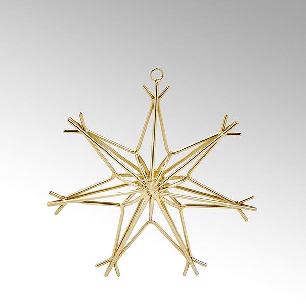 Elenora Xmas ornament star medium