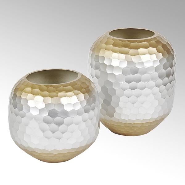 Favo glass vase