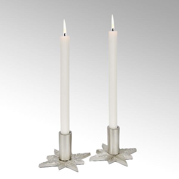 Merope candle holder, set of 2
