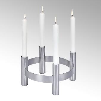Mizar table top wreath for 4 candles