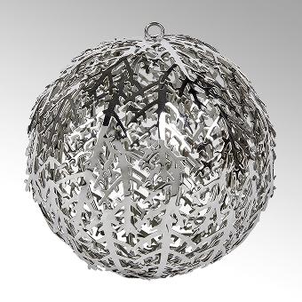 Cristallo ball ornament, iron