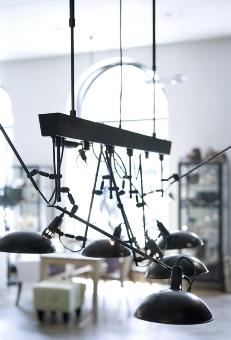 Switch On ceiling lamp multi-module