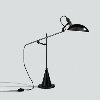 Switch On table lamp black H55cm