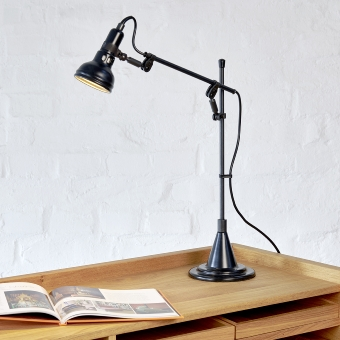 Switch On table lamp black H46-8o cm