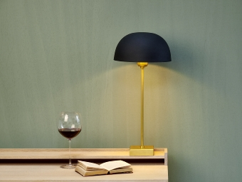 Chelsea table lamp stainless steel