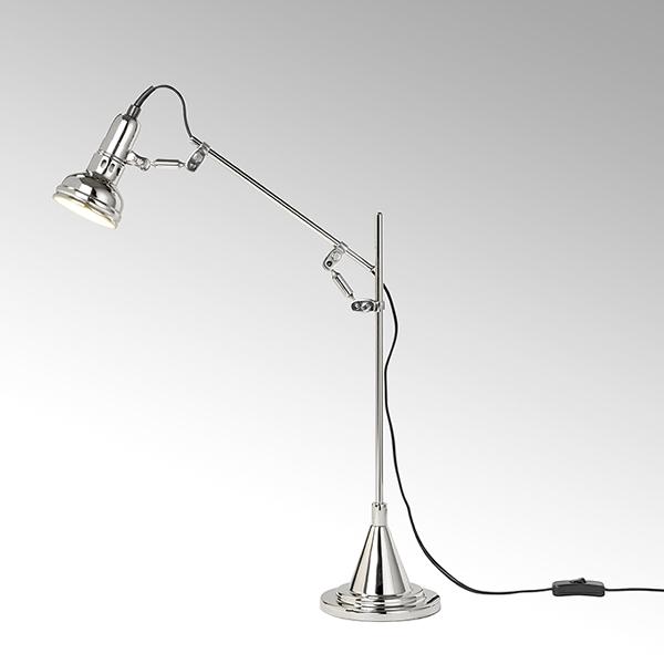 Switch On I Tischleuchte mit Lampenschirm klein
