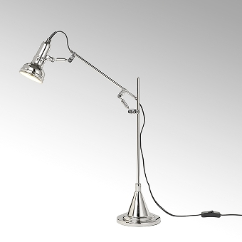 Switch On I table lamp with lampshade small