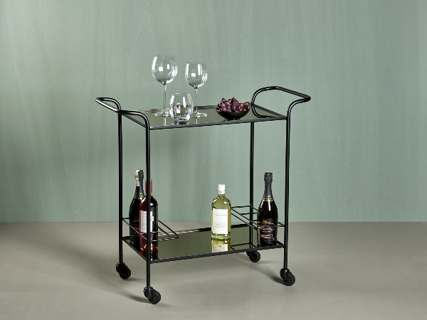 Jayden bar trolley iron