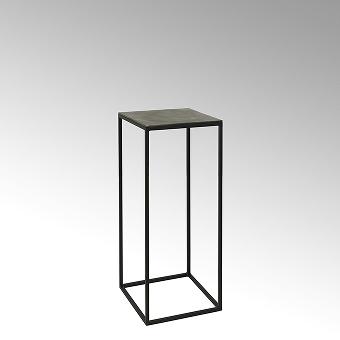 Dado pillar small epoxy stand aluminium