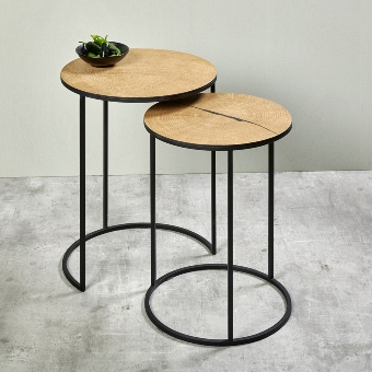 Liayo tableset of 2, iron with