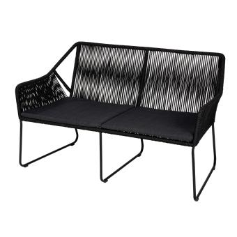 Amaya outdoor 2 seater bench
