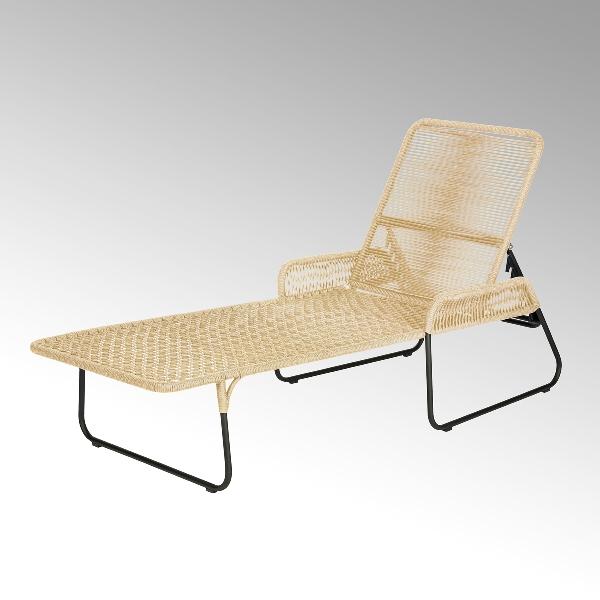 Amaya outdoor sun lounger