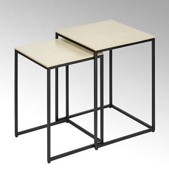 Amaya nested side table set of 2