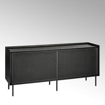 Roman Sideboard schwarz