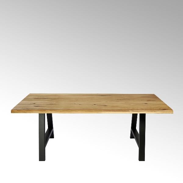 Henry, dining table, 200x95 cm H 74 cm