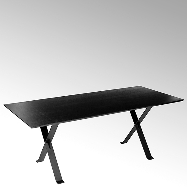 Stanley table 90x200 H 76,5 cm